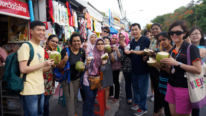 Company Trip Phuket, Thailand 22 – 24 May 2015