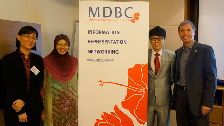 """Creativity: The Next Generation"" Seminar with MDBC"