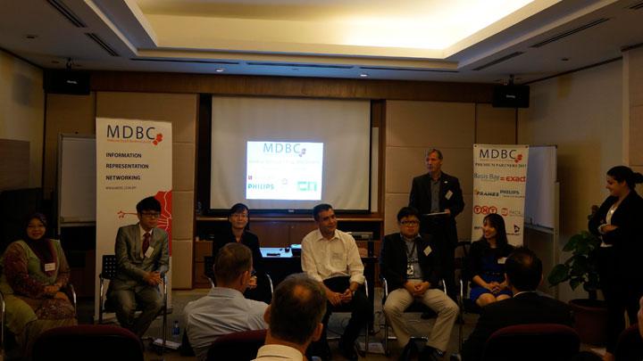 """Creativity: The Next Generation"" Seminar with MDBC"