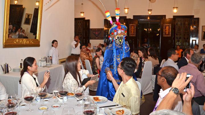Henry Goh Dongzhi Dinner