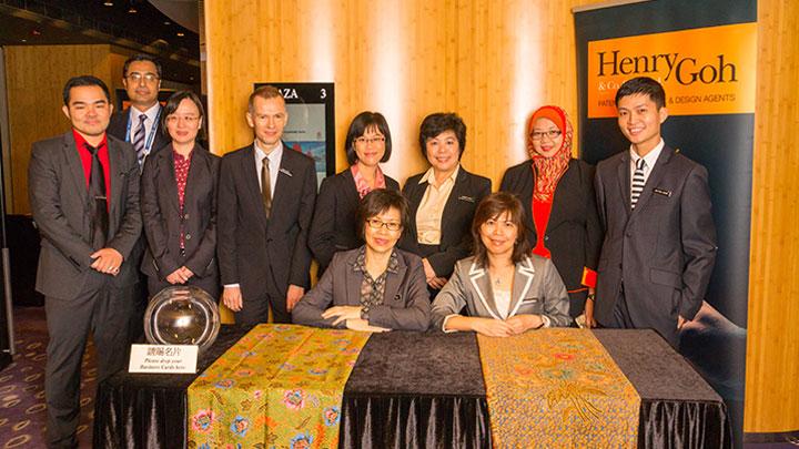 INTA 2014 in Hong Kong