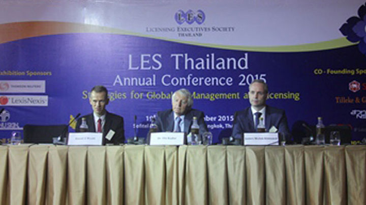 LES Thailand Annual Conference 2015