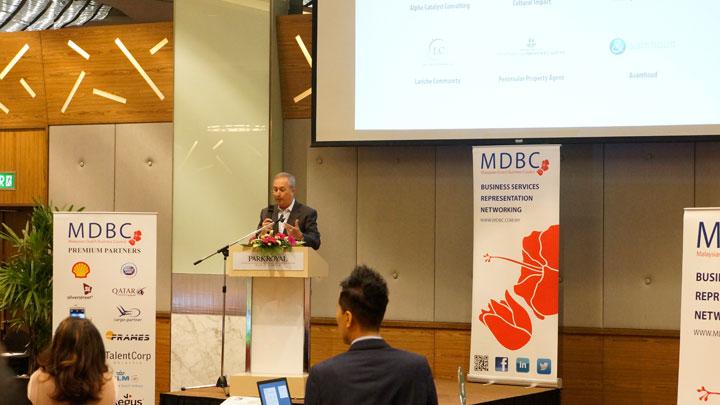 MDBC Connects Fair