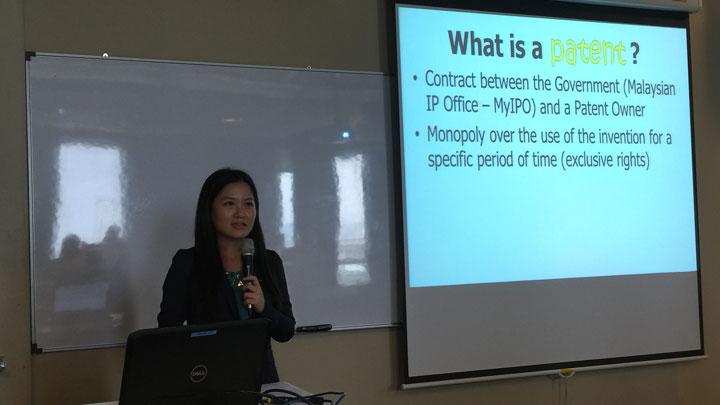 Promoting IP Awareness