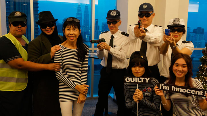"Henry Goh Annual Dinner – ""Cops & Robbers"""