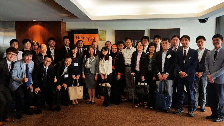 Japan Intellectual Property Association (JIPA) F7 ASEAN Training Course 2016