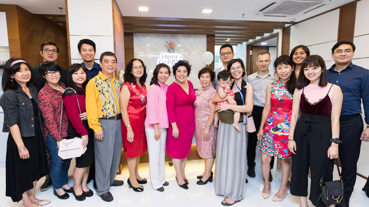 New Office Official Opening – 22 July 2017