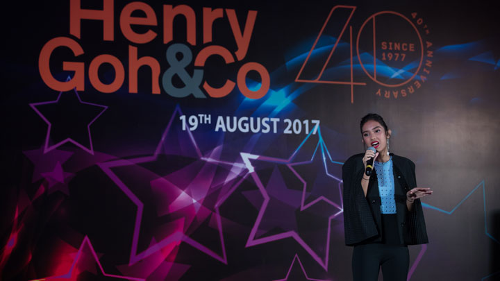 Henry Goh's 40th Anniversary Celebration