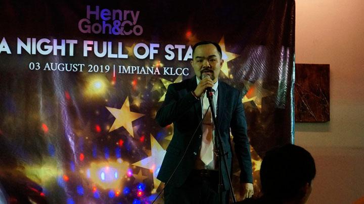 A Night Full of Stars!