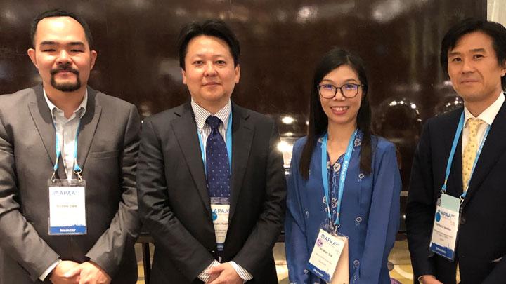 APAA 2019 Taipei<br>09 – 12 November 2019